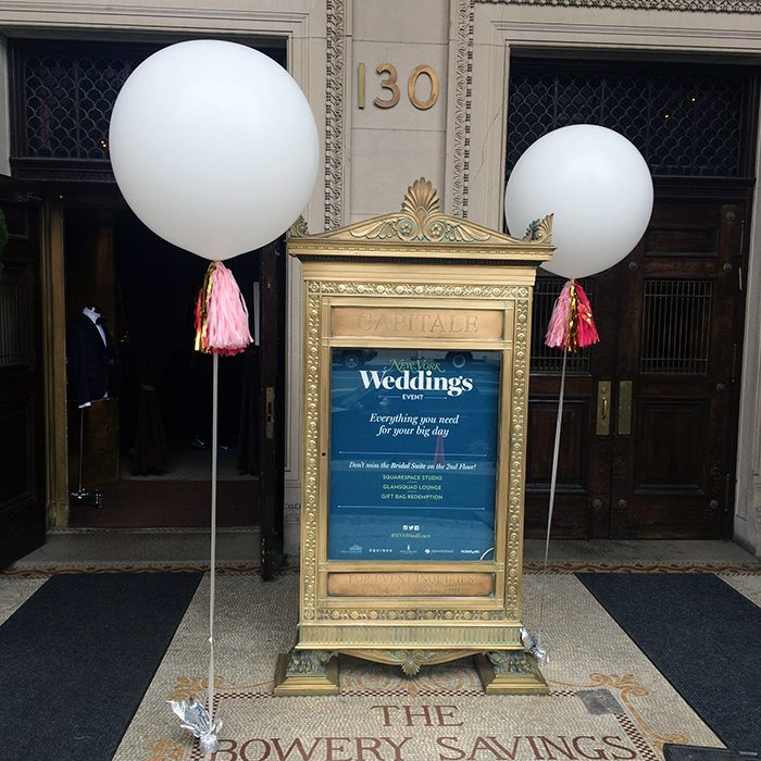 Capitale - event venue for the 2016 New York Weddings Event