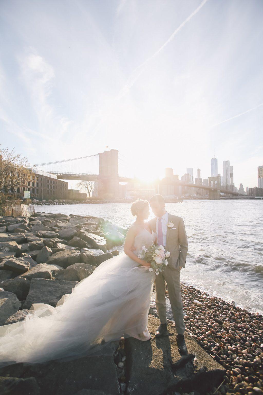 NYC wedding inspiration shoot