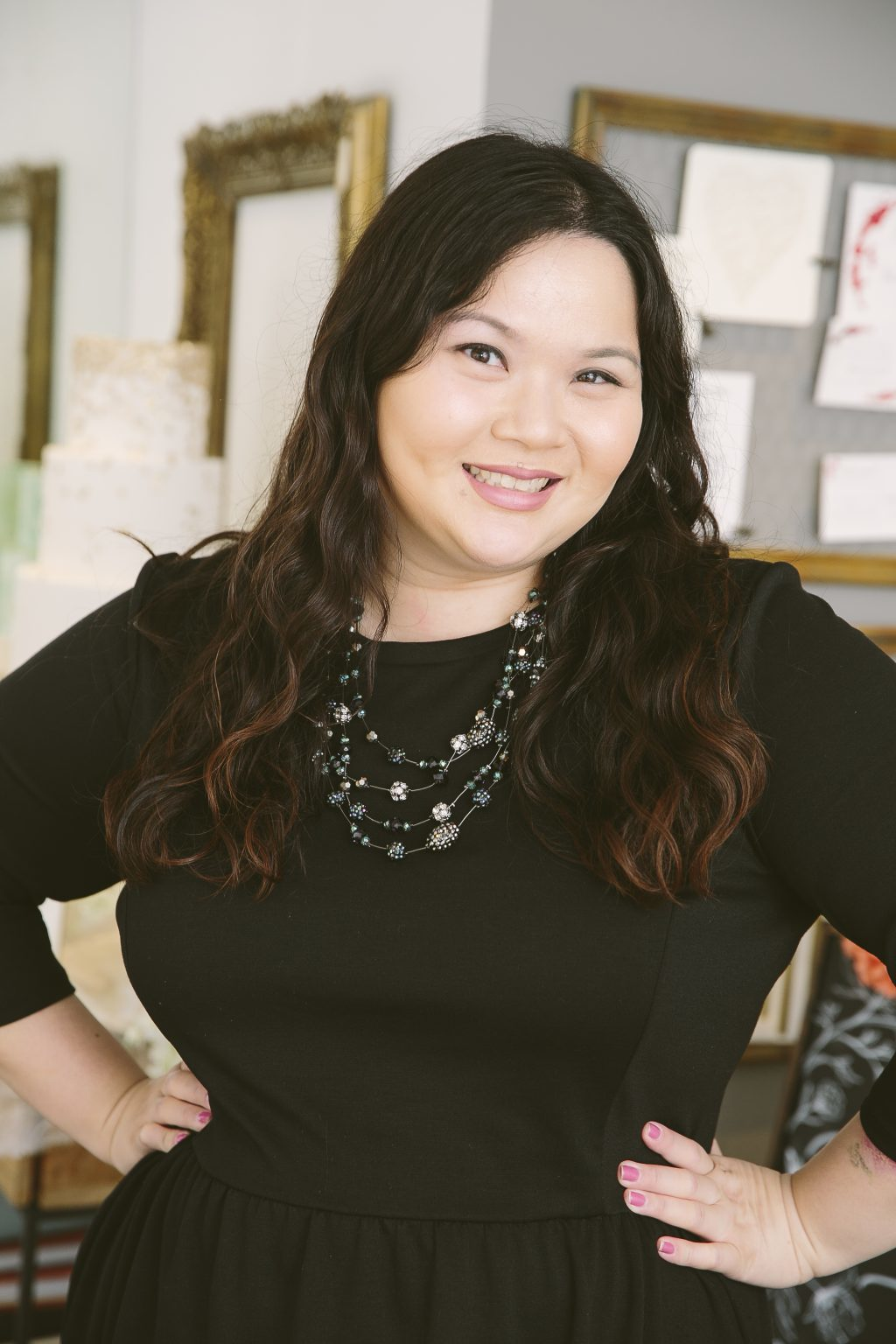 Meet the staff at the Bella Figura flagship store: Su-Queen Teo