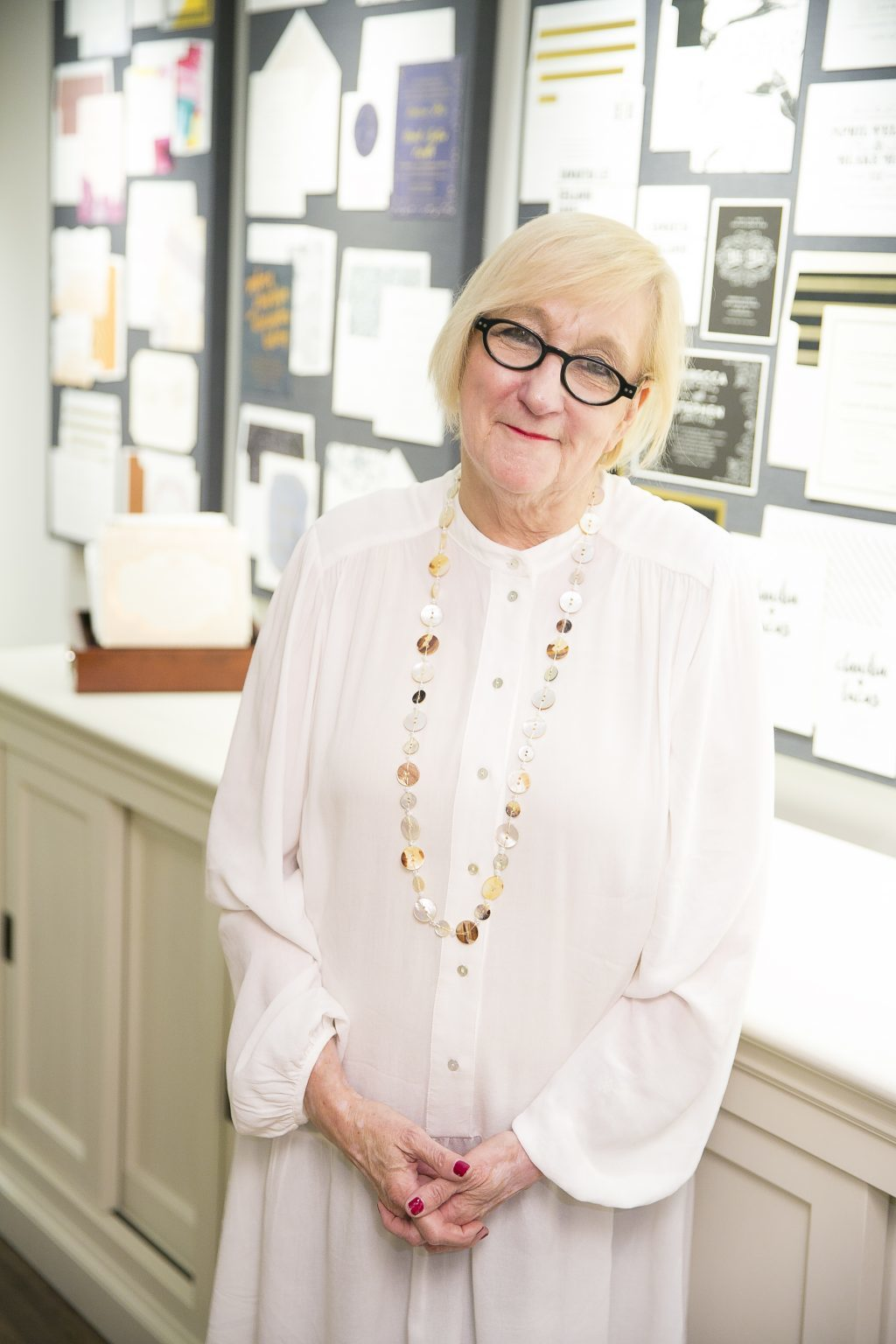 Meet the staff at the Bella Figura flagship store: Linda Hays