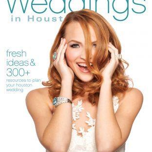 Weddings in Houston summer 2016 issue