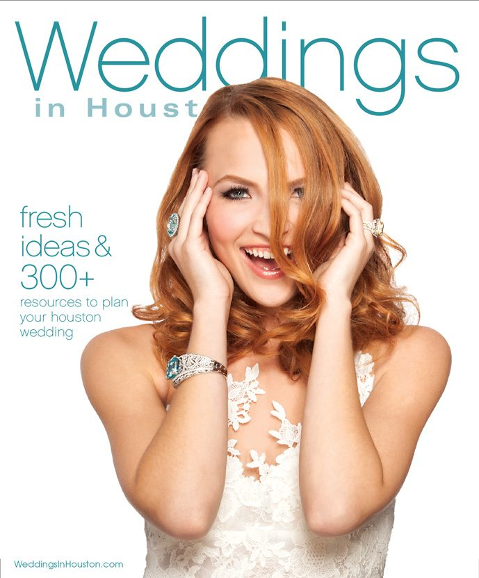 Weddings in Houston summer 2016 issue