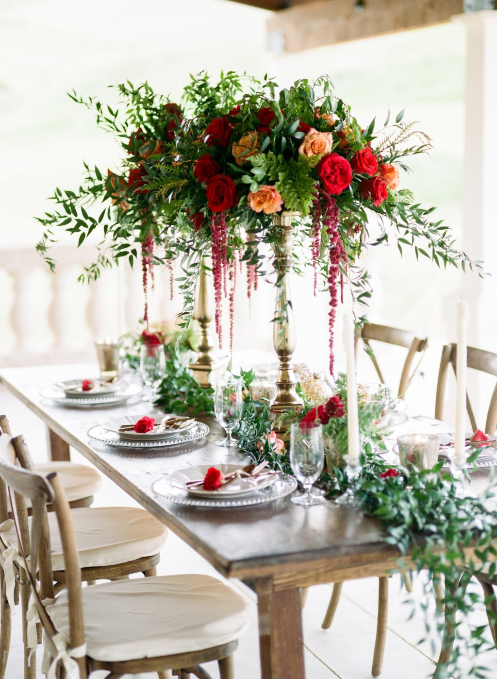 Rancho Ricardo Villa Gardens inspiration shoot