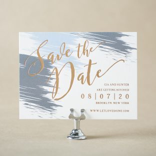 Twilight Save the Date design