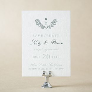Cruz Save the Date design