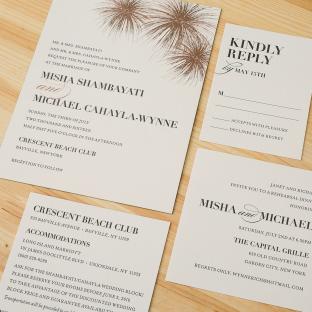 firework wedding invitations. elegant letterpress + foil fireworks wedding invitations firework