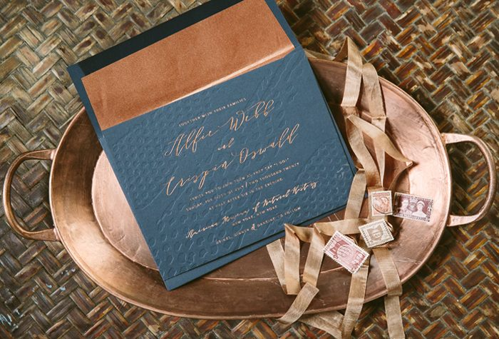 Introducing Bella Blue, Bella Black and Bella Gray - colored papers and envelopes from Bella Figura