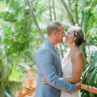 Bella Figura vow renewal in Mexico