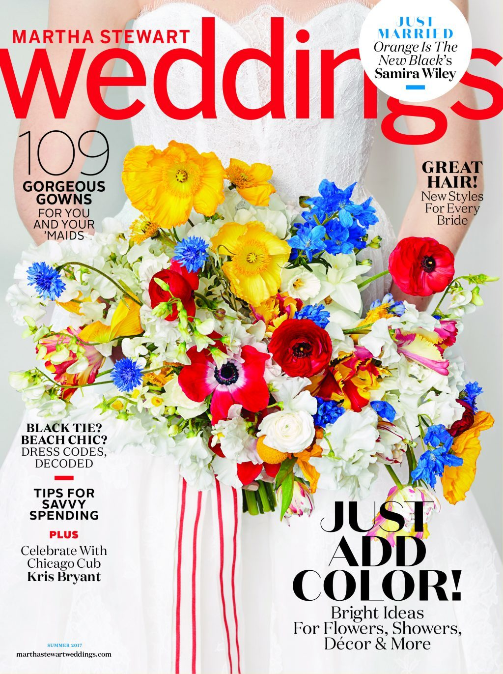 Martha Stewart Weddings Summer 2017