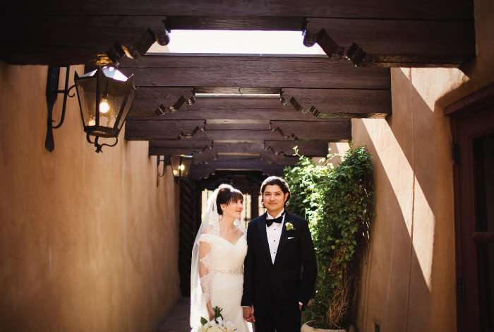 Elegant Destination Wedding in Santa Fe with Spanish Flair