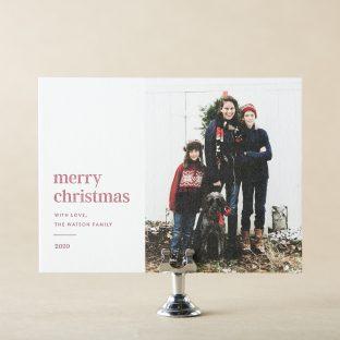 Watson Holiday design