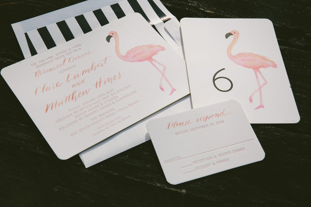 Wedding Rehearsal Invitations