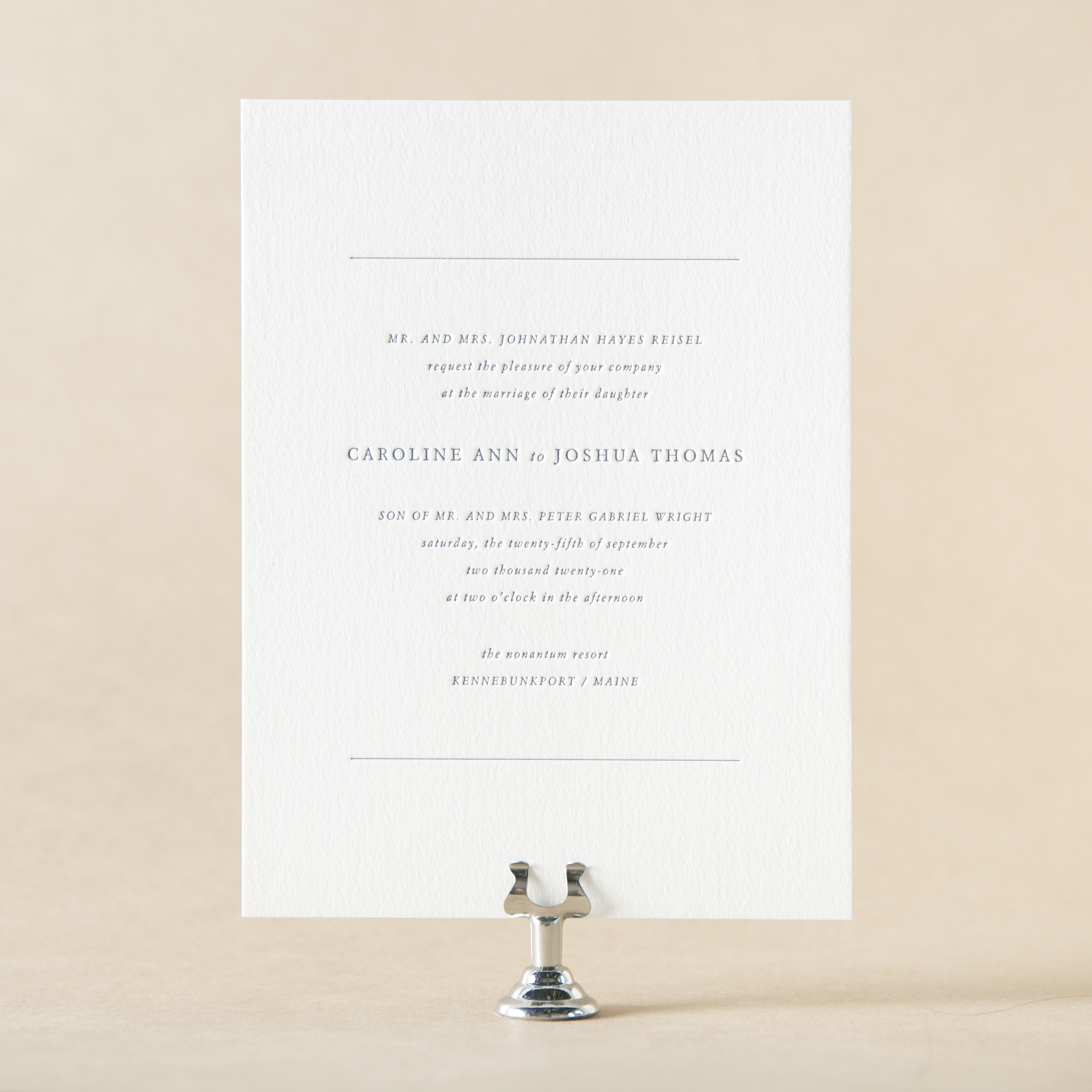 Wedding Invitations Bella Figura