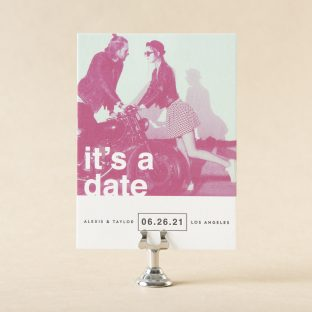 Culver Save the Date design