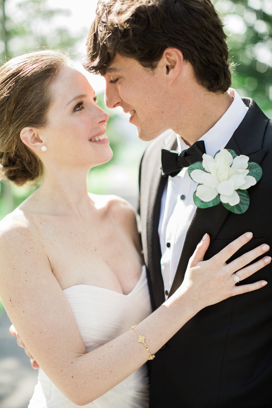 Dreamy Bella Figura real wedding