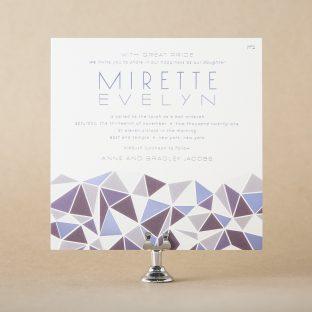 Mirette Mitzvah design