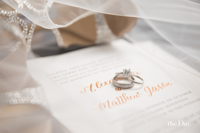 timeless wedding invitations