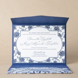 Shop Over 300 Foil Letterpress Wedding Invitations From Bella Figura