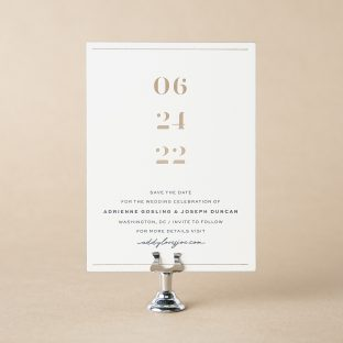 Duncan V.2 save the date design
