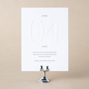 Link save the date design