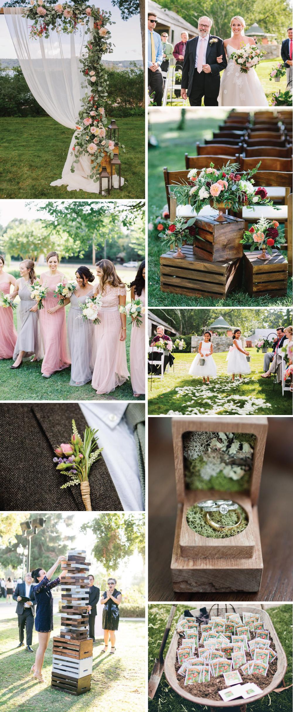 light and sweet letterpress wedding invitations