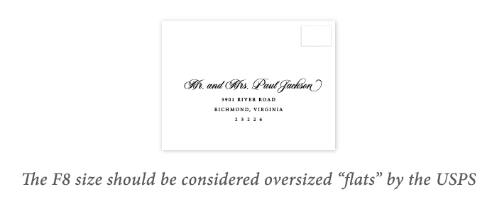 Wedding Invitation Postage Hints And Tricks From Bella Figura