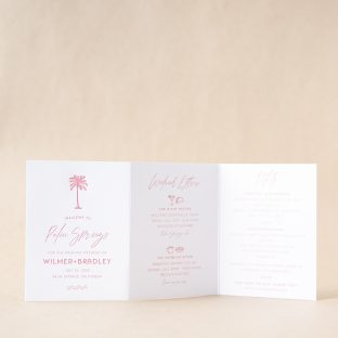 Agua Events Card design
