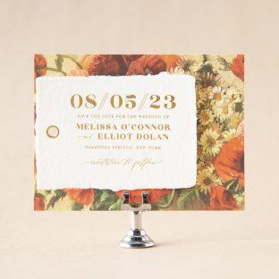 Gideon Save the Date design