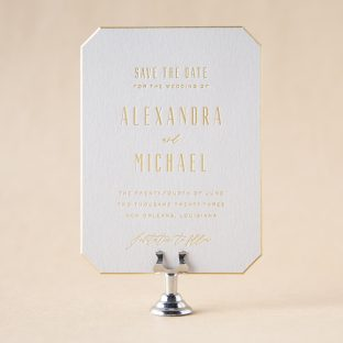 Helaine Save the Date design