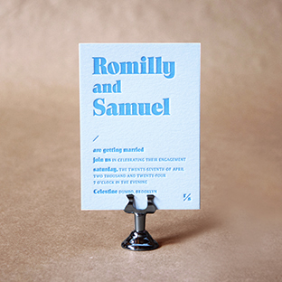 Romilly V.2 design