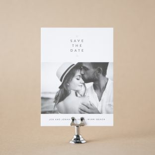 Euclid save the date design