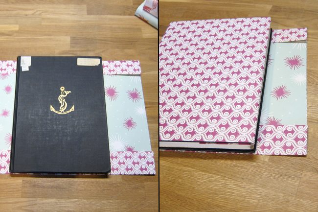 Diy Book Cover For Paperback ~ Diy with smock eco book covers
