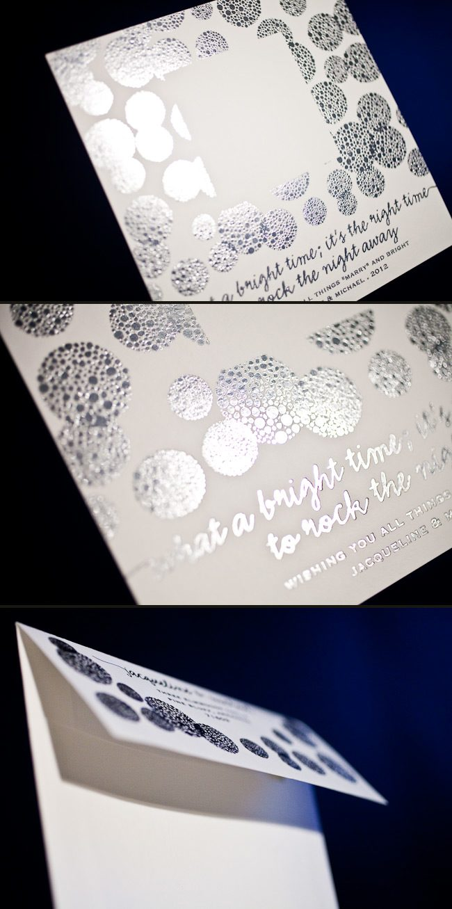 Shine bright like a diamond with our silver shine foil