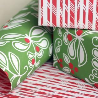 Mistletoe wrap