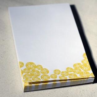 Pollen scratch pad