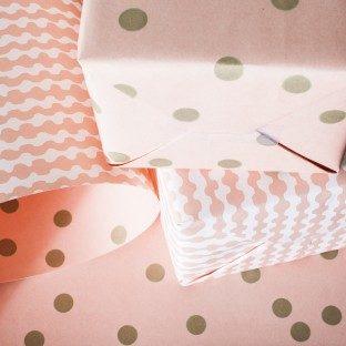 Shimmer wrap