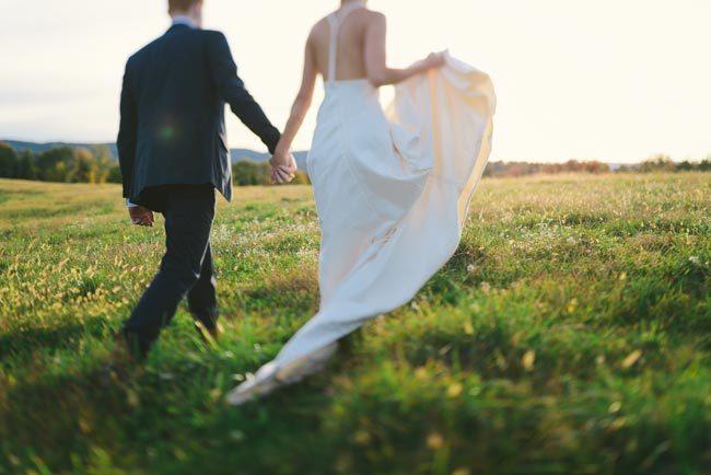 Rustic eco-friendly wedding inspiration by Kate Ignatowski