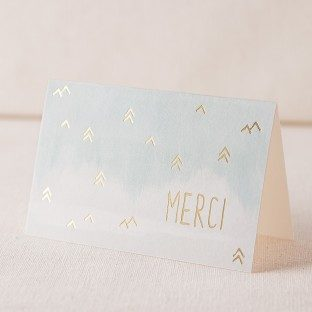 Merci Blues digital and foil cards