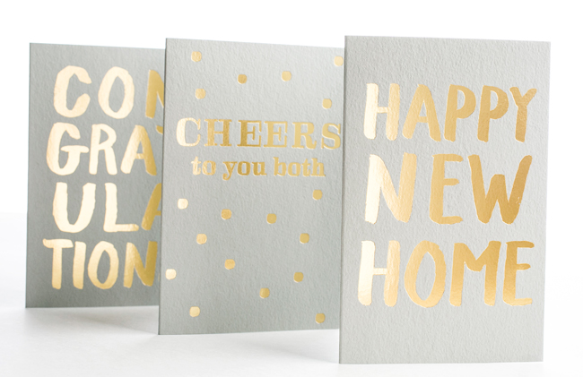 New (grey!) cards from Smock have arrived