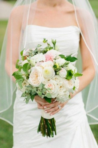 Smock real wedding featured on Southern Weddings