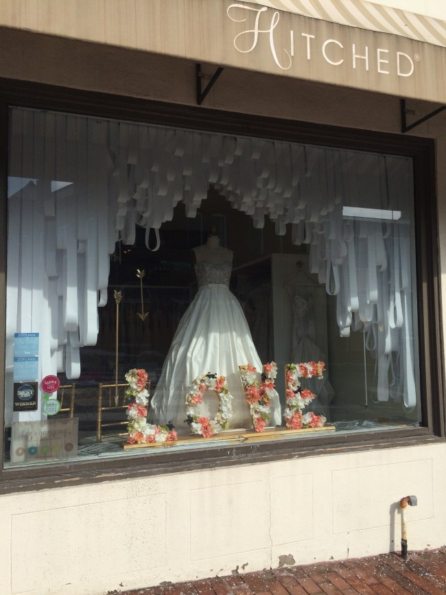 Hitched Bridal Salon in Washington, DC