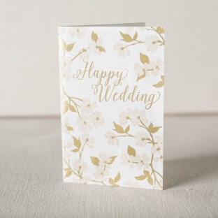 Happy Wedding card from Smock