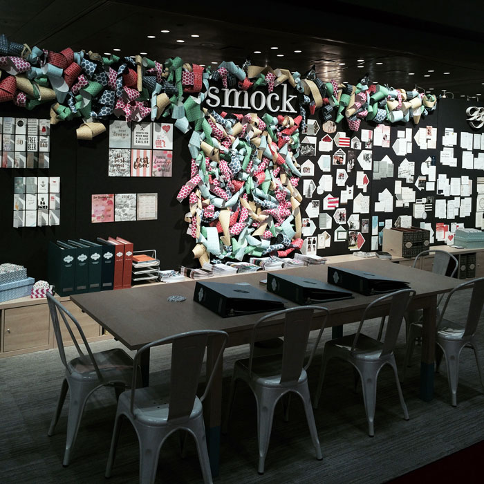 Smock at the 2015 National Stationery Show