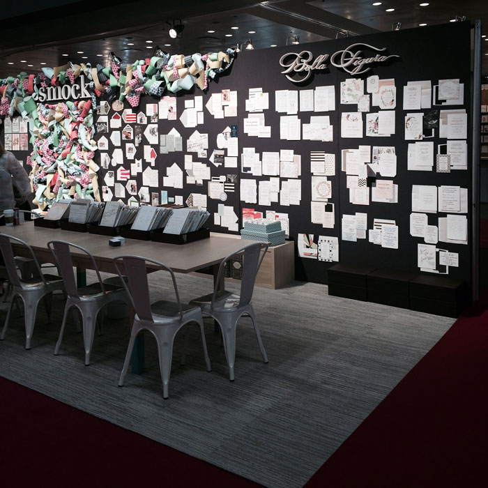 Smock + Bella Figura at the 2015 National Stationery Show