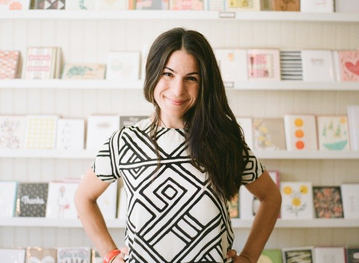 Audrey Woollen of Urbanic Paper Boutique
