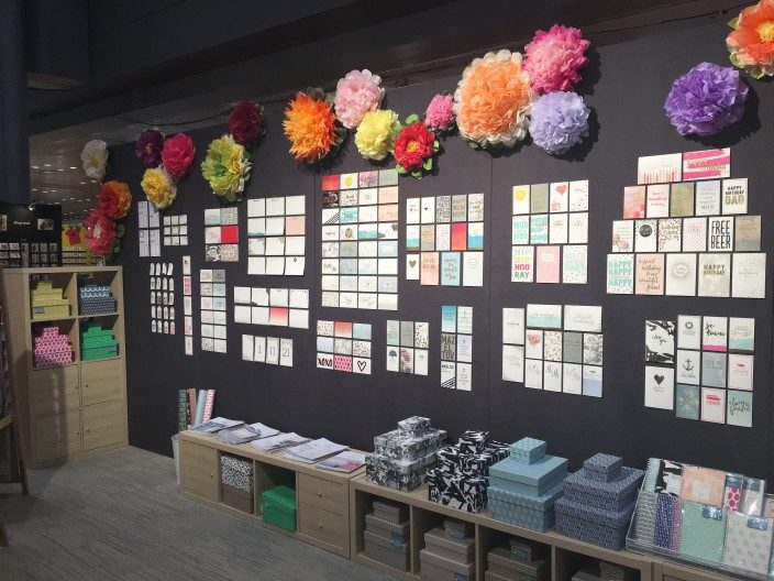 Smock's 2016 National Stationery Show booth display