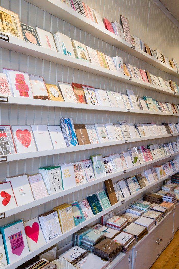 Inside Urbanic Paper Boutique