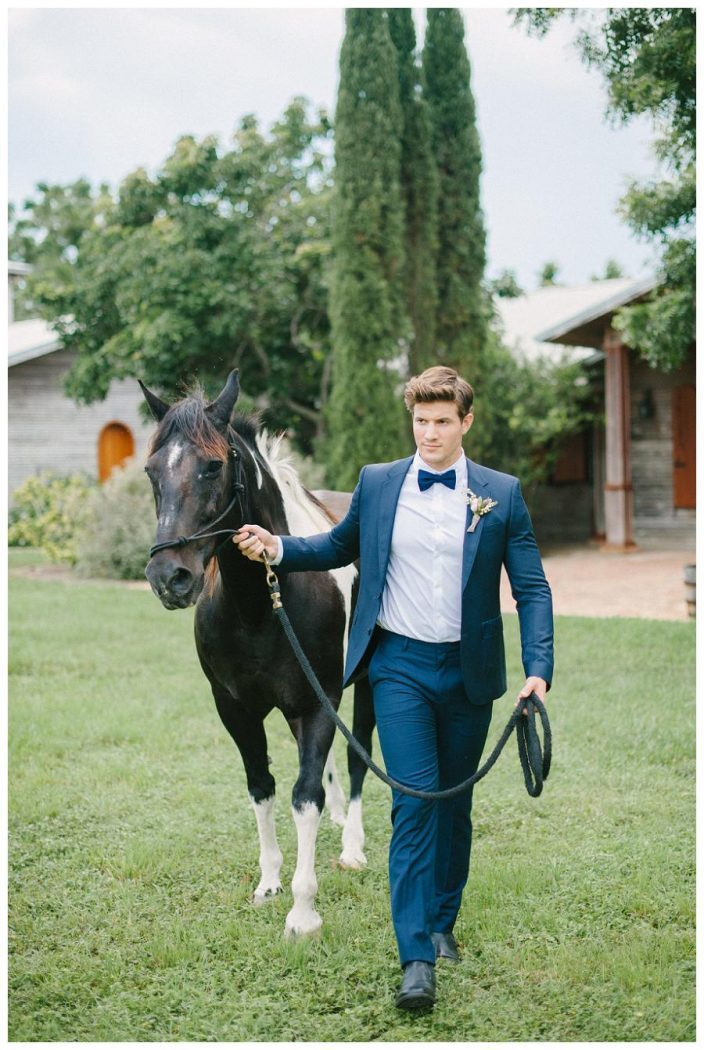 Equestrian wedding ideas