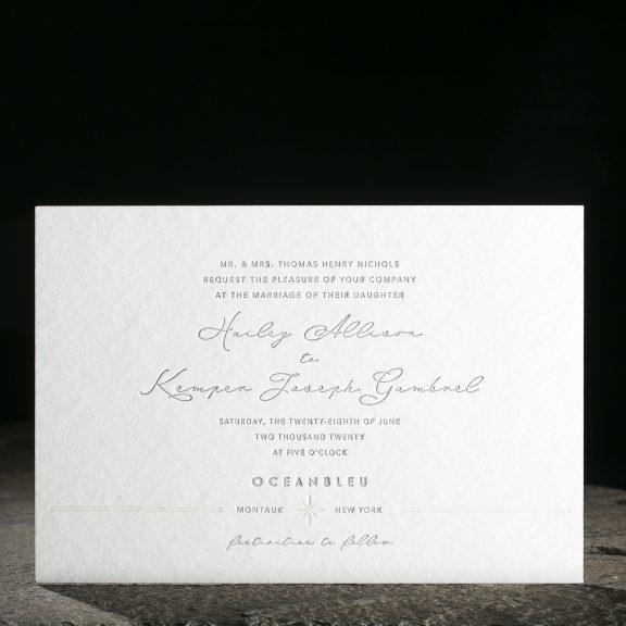 fulton - Paper For Wedding Invitations