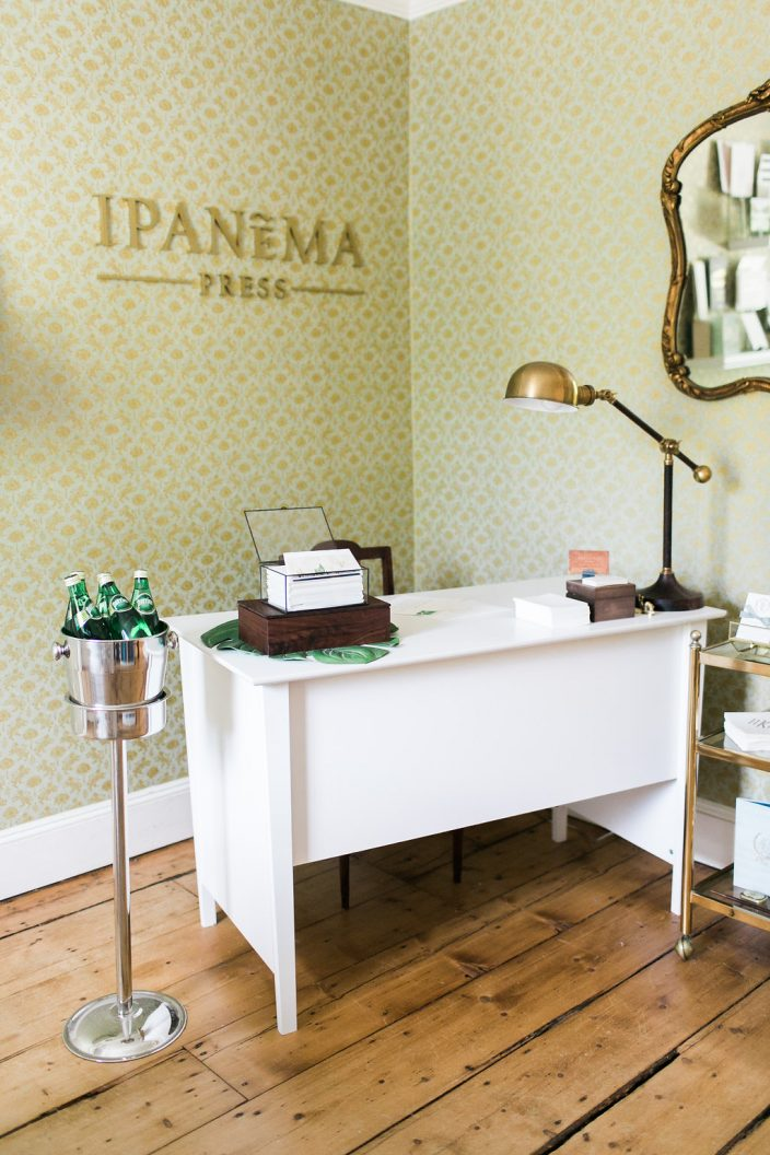 Smock store spotlight on Ipanema Press